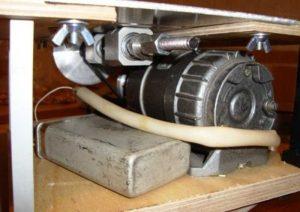 Мотор на циркулярку