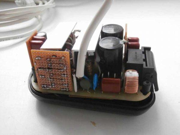 Трансформатор для шуруповерта