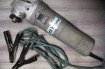 Болгарка от автомобильного аккумулятора: преимущества и недостатки использования