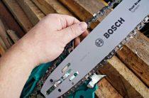 Рекомендации: как быстро натянуть цепь на электропиле