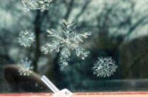 Оживляем новогодний интерьер снежинками и другими украшениями из клеевого пистолета
