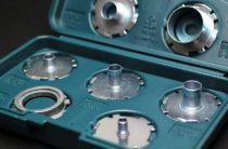 Копировальное кольцо и втулка для фрезера