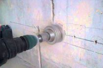 Коронка по бетону для перфоратора: размеры. Как быстро и качественно проделать большое отверстие?