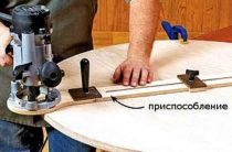 Принципы работы ручного фрезера
