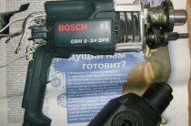 Ремонт перфораторов Бош и его особенности