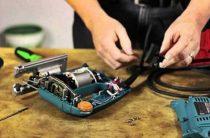 Ремонт и обслуживание электролобзика своими руками