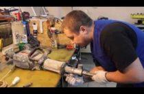 Ремонт и смазка электрических отбойных молотков