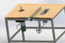 Стол для ручной циркулярной пилы своими руками