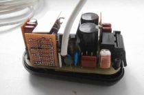 Переделка шуруповерта с аккумуляторного на сетевое питание с блоком на 12 В